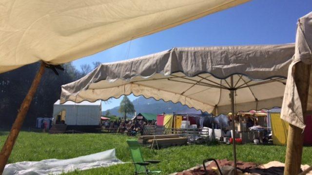 Mittelaltermarkt zu Luzern 2017